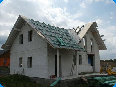 Cena řeziva na krov