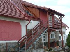 Úprava krovu, výroba konstrukce ke schodišti - Slavošovice (Klatovy)